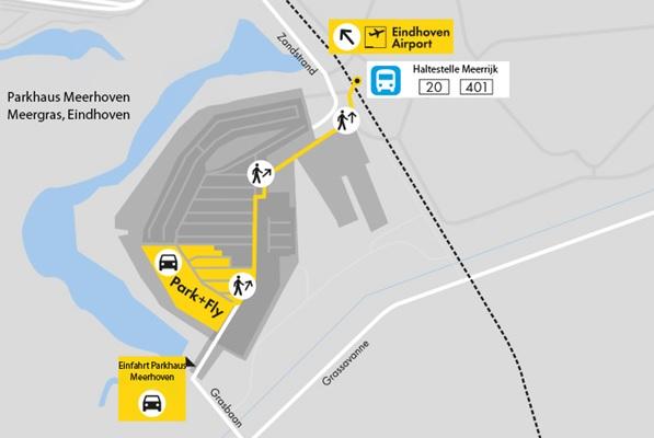 Q-Park Eindhoven Airport